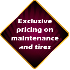 fuel maintenance ad exclusive pricing